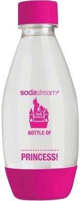 SodaStream Lahev dětská růžová/černá 0,5l