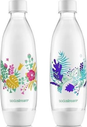 SodaStream Lahev Fuse 2 x 1l Rostliny