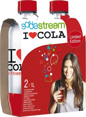 SodaStream PET lahev Red Cola Duo Pack