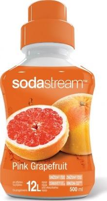 SodaStream Pink Grapefruit 500 ml