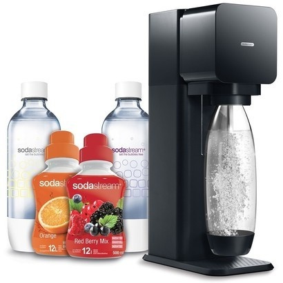 SodaStream PLAY Black LE 2v1