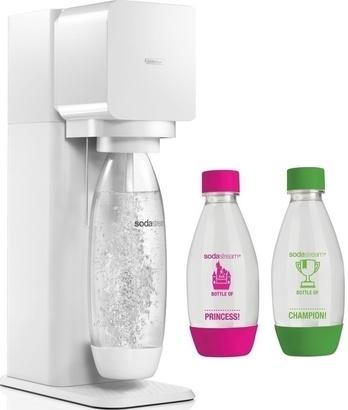 SodaStream Play White + 2ks dětská lahev