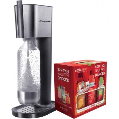 SodaStream PURE GREY + dárek 6v1