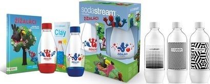 SodaStream Rodinné lahve