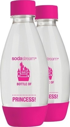 SodaStream sada VO dětská lahev 2ks růžová