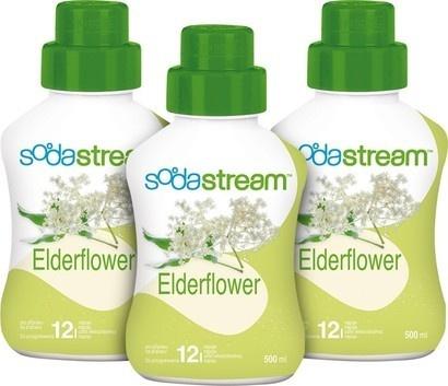 SodaStream Sirup 2+1 zdarma Bezinkový květ 500ml