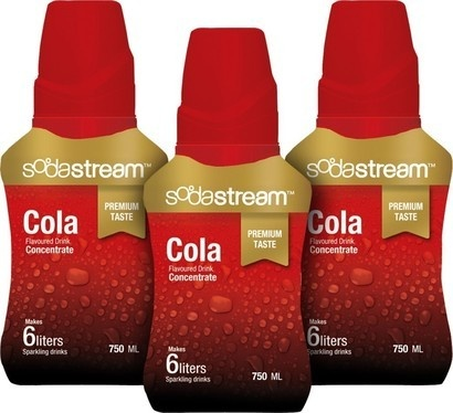 SodaStream Sirup 2+1 zdarma Cola Premium 750ml