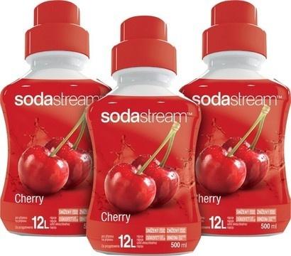 SodaStream Sirup 2+1 zdarma Třešeň 500ml