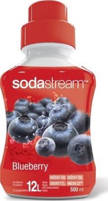SodaStream Sirup Borůvka s bezinkou 500ml
