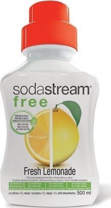 SodaStream Sirup Free Fresh Lemonade 500 ml