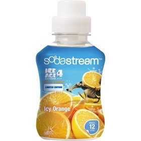 SodaStream Sirup pomeranč IceAge 500ml