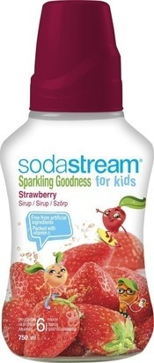 SodaStream Sirup Strawberry Good-Kids 750 ml
