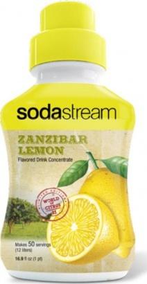 SodaStream Sirup ZANZIBAR Lemonade 375 ml