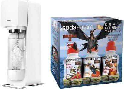 SodaStream Source White LE Dragon