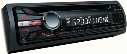 Sony CDX GT260MP