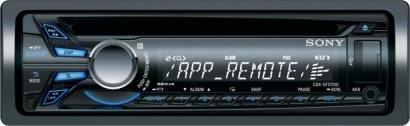 Sony CDX GT570UI