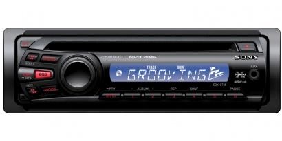 Sony CDXGT25