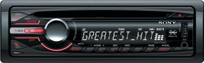 Sony CDXGT450U