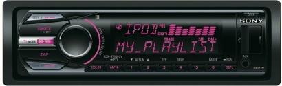 Sony CDXGT660UV