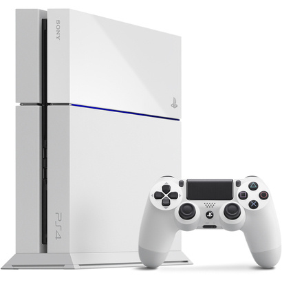 Sony Console PS4 Playstation 4 White