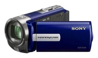 Sony DCR SX45EL