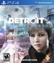 Sony Detroit: Become Human hra PS4