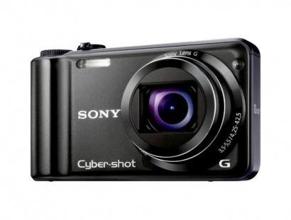 Sony DSC-H55/B černý
