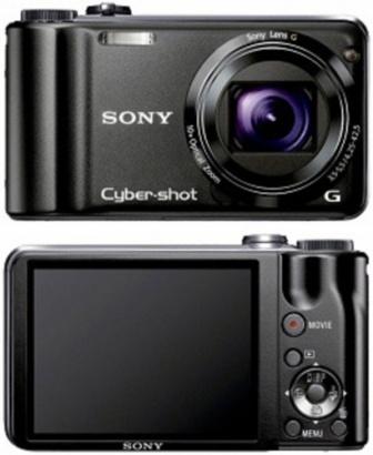 Sony DSC-HX5VB černý