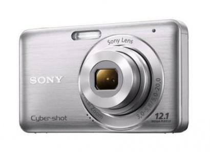 Sony DSC-W310/S stříbrný