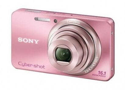 Sony DSC-W570P