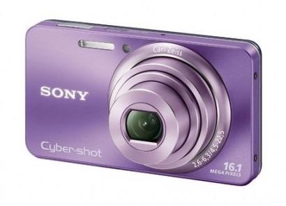 Sony DSC-W570V