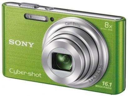 Sony DSC W730G
