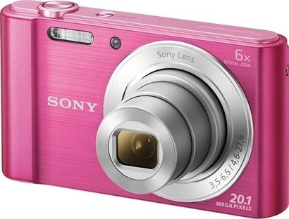 Sony DSC W810P