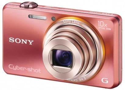 Sony DSC WX100P