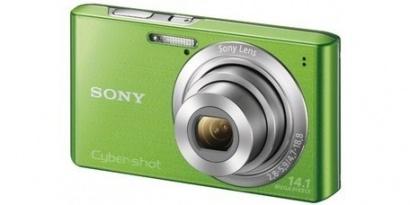 Sony DSCW610G