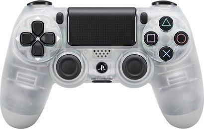 Sony Dual Shock PS4 crystal