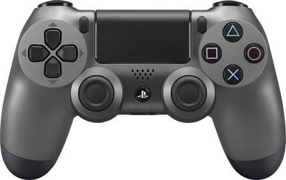 Sony Dual Shock PS4 steel black