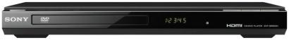 Sony DVP SR600HB