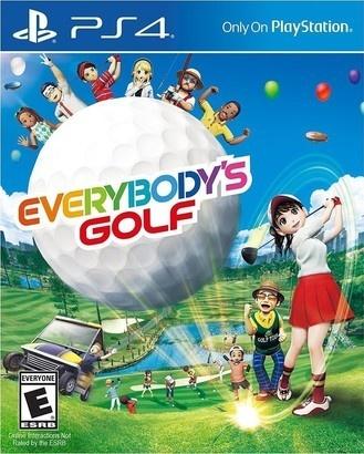 Sony Everybody's Golf 7 hra PS4