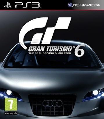 Sony Gran Turismo 6 hra PS3