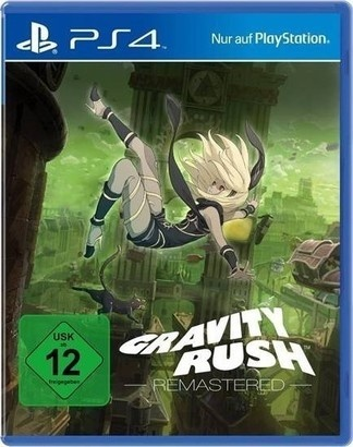 Sony Gravity Rush PS4