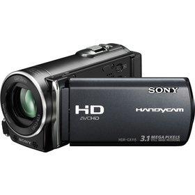 Sony HDR CX115EB+16GB SD
