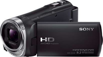 Sony HDR CX330EB