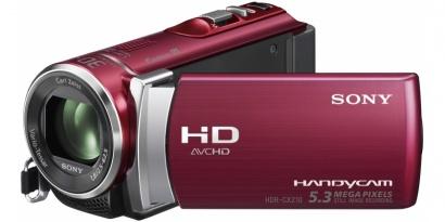 Sony HDRCX210ER