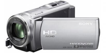 Sony HDRCX210ES