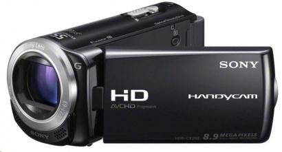 Sony HDRCX260VEB