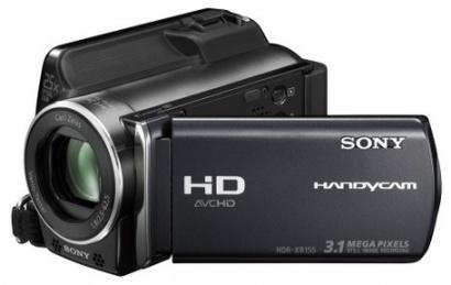 Sony HDRXR155EB