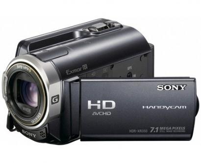 Sony HDRXR350VEB
