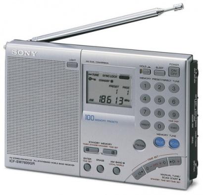 Sony ICF SW7600GR1