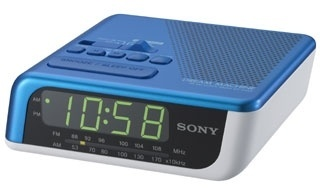 Sony ICFC205L
